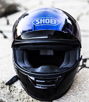 Motorradbekleidung Helm